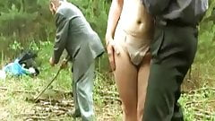 Russian amateurs wants sex on outdoor