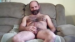 Hot hairy daddy Playtime