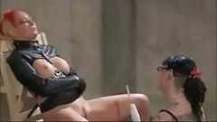 Big Tit Punk Lesbian Dominated