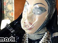 Fetish Doll Breath Control
