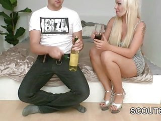 German 18yr old not sister and Step-bro in Privat SexTape