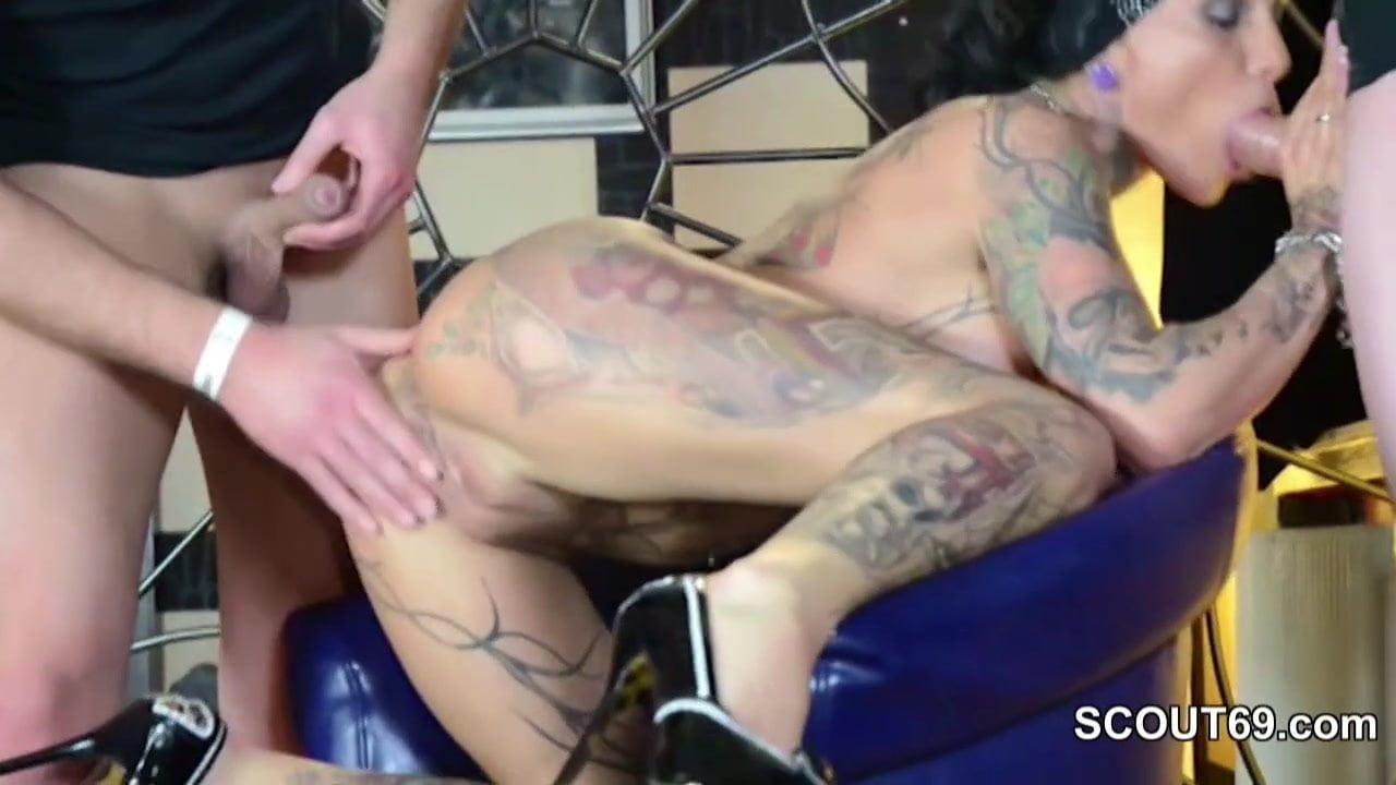 Cassie Blanca Titty Fucks
