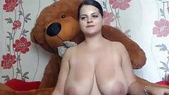 Huge Bulgarian Camgirl