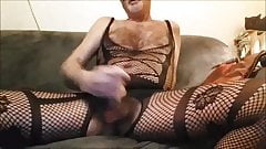 je m exbibe  en lingerie