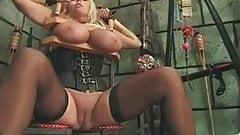 Big Tits lesbians Mistress and Slave