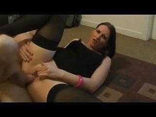 Welsh Slut Amy Sucks And Fucks A Big Dick