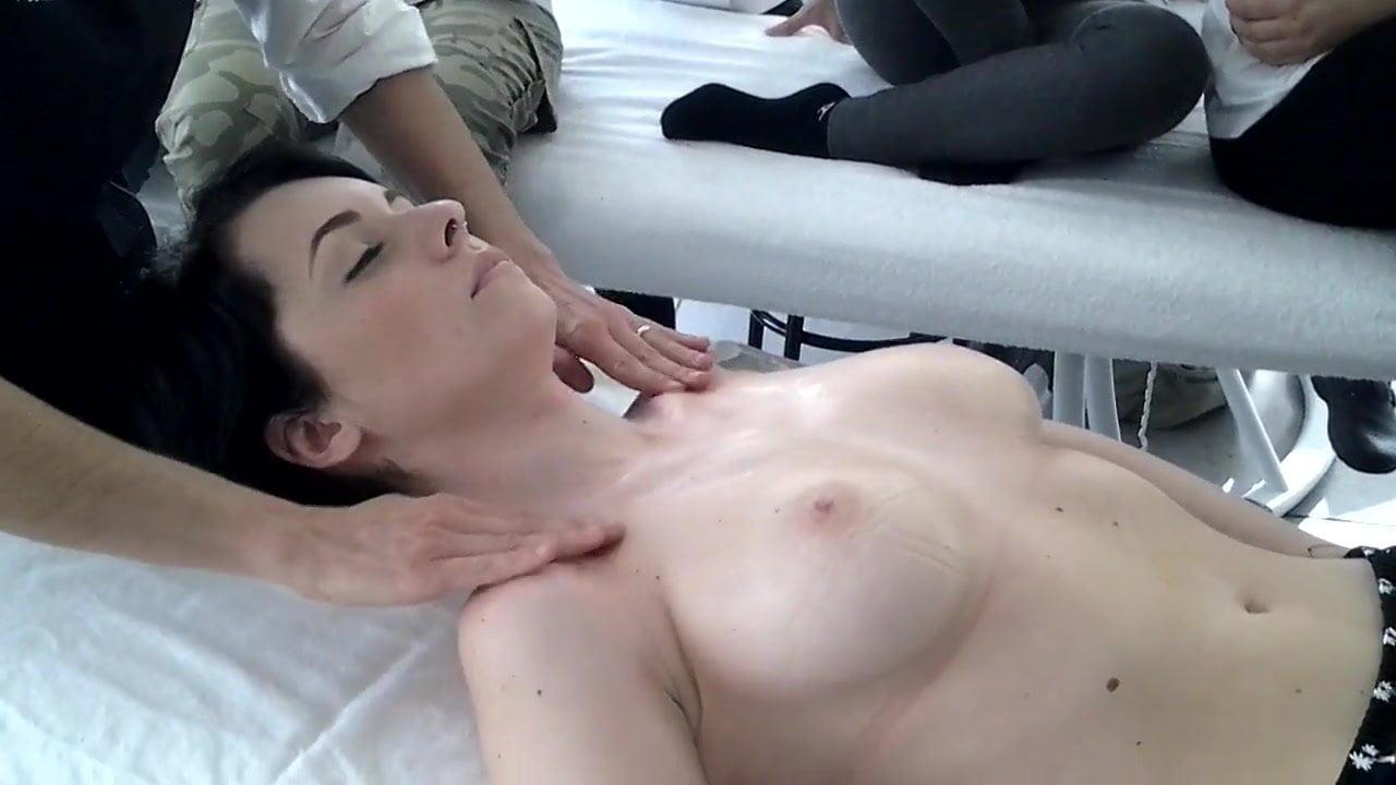 Massage amateur video