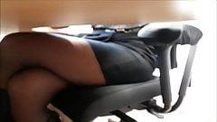 under the desk IV
