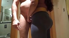 Desi Big Ass Wife Doggy Fuck With Loud Moans 4