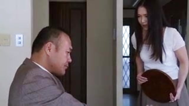 Japanese Wife Cheats Neighbor