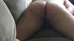 Spanking My Virgin Ass