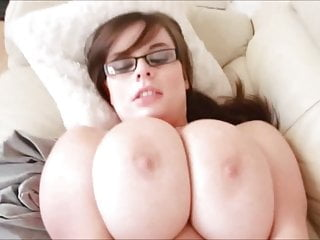 Chubby Nerdy and Huge Boobs