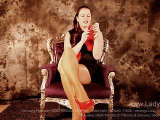Keuschhaltung Chastity Belt Fetisch Cuckold Pantyhose Femdom