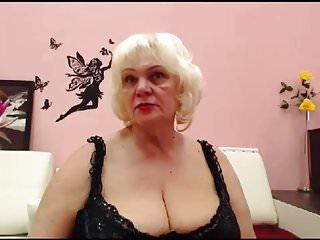 Ukrainian granny