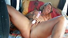 Lisa compilation contraction pussy open