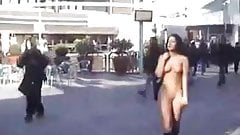 Nude In Public 4 (Walk Through Town)