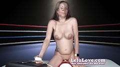 Lelu Love-Challenge How Many Times Can YOU Cum