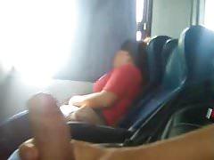 Flash bus big dick mother's Thumb