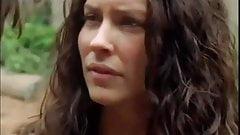 Evangeline Lilly - Jack-Off Video
