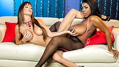 The Stripper Experience - Jessica Jaymes & Maserati fucking