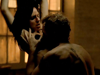 Anna Silk Hot Sex In Lost Girl Series ScandalPlanet.Com