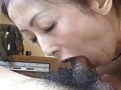 Asian milf pov blowjob