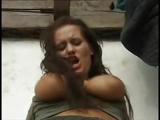 Vintage Hot German Big Floppy Tits Anal