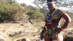 Zulu Song Girl