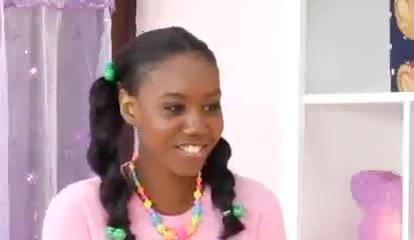 Ebony young skinny8
