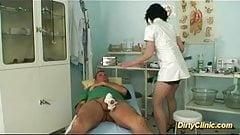 Cute Nurse is screwed at doctor
