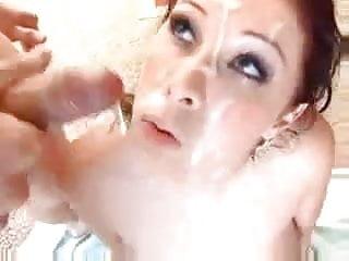 Gianna Micheals Facial