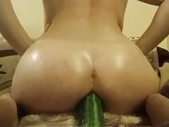 Hungry phat ass