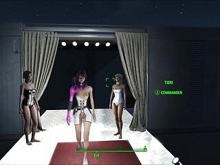 Fallout  Fashion Cyberpunk