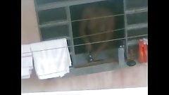 Filha da minha vizinha pega no flagra