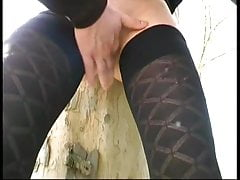 Ophelie gets analsex in the street's Thumb