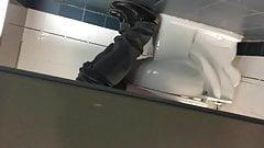 Toilet understall