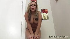 I need a new cuckold slave boy