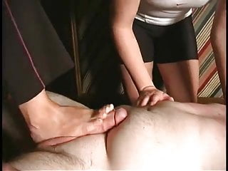 Preview 1 of CFNM - Humiliation - Instructed Wanking - Self Facial