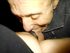 Glory hole big cock blowjob with poppers - part 8