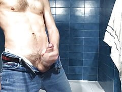 My Cumshot number 56 - Heavy load spread