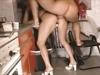 Nasty positions to fuck her asshole