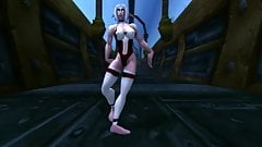 Slutty Night Elf