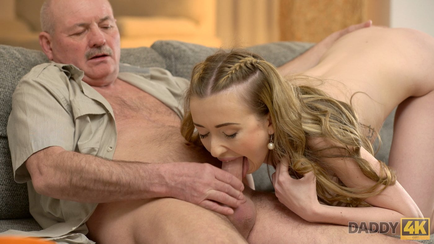 DADDY4K. Previous man will get acquainted with son's girlfriend