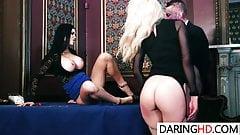 Threesome with Tamara Grace and Jasmine Jae