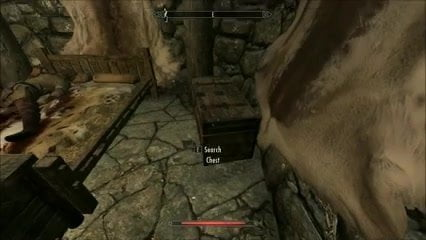 Skyrim sesso video