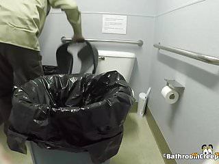 Couples Caught Having Sex On Bathroom Spy Cam