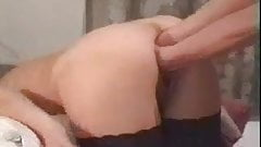 Sexy milf double anal fisting's Thumb
