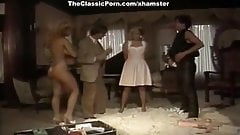 Nina Hartley, Lynx Canon, Jamie Gillis in classic xxx video