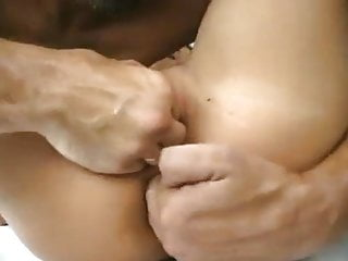 Preview 4 of Amazing brunette get fucked on boat.