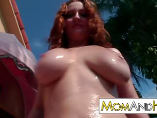 ginger redhead babe fucked